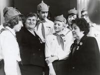 1981 Гости Челебадзе и Нахангова - 8-ой слёт
